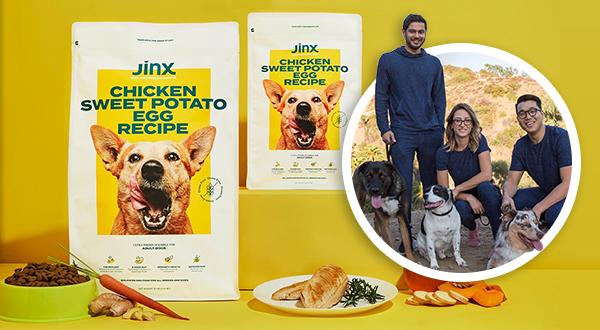 Jinx packaging