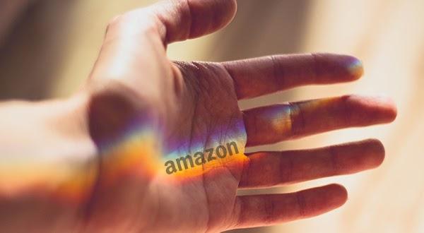 Amazon hand print image