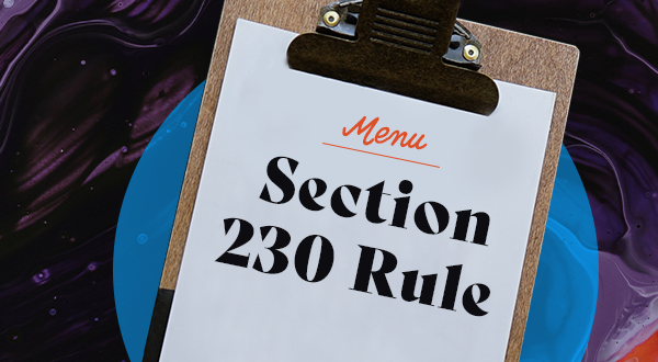 Section 230 clipboard
