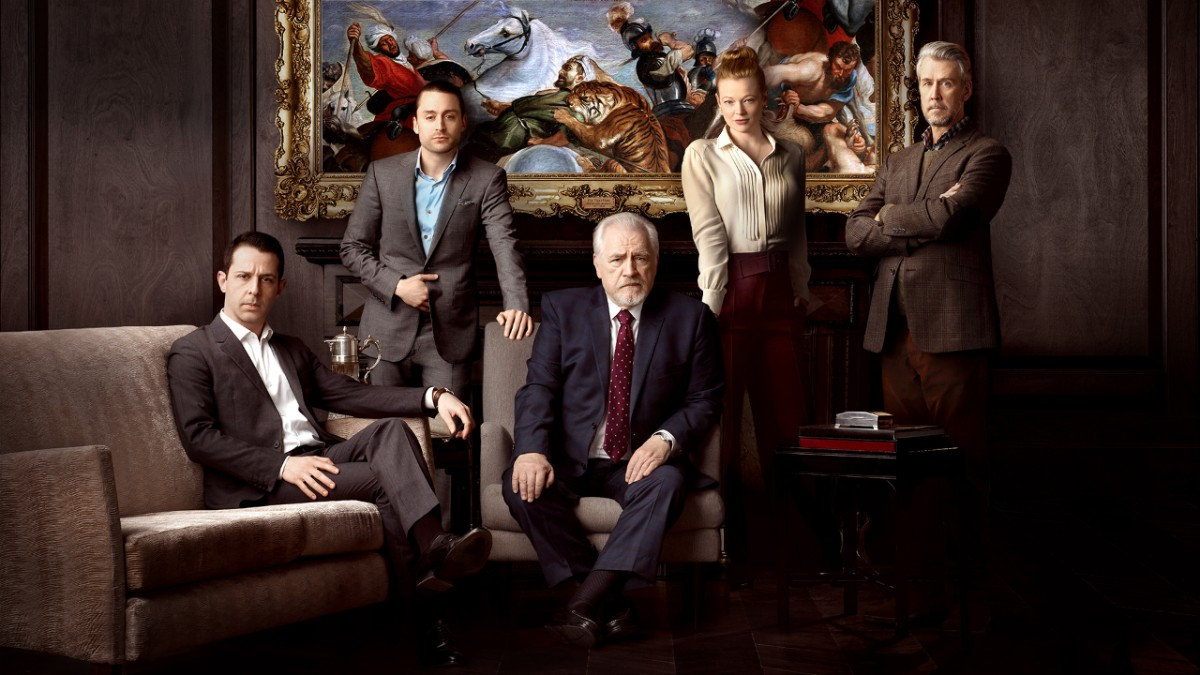 Succession on HBO